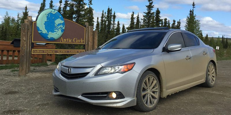 Arizona to Alaska and Back: 2013 Acura ILX
