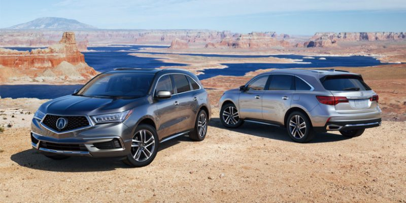 2017 Acura MDX on Sale June 22