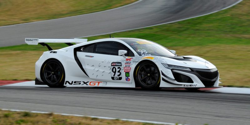 Michael Shank Racing, RealTime Racing To Lead 2017 Acura NSX GT3 Effort