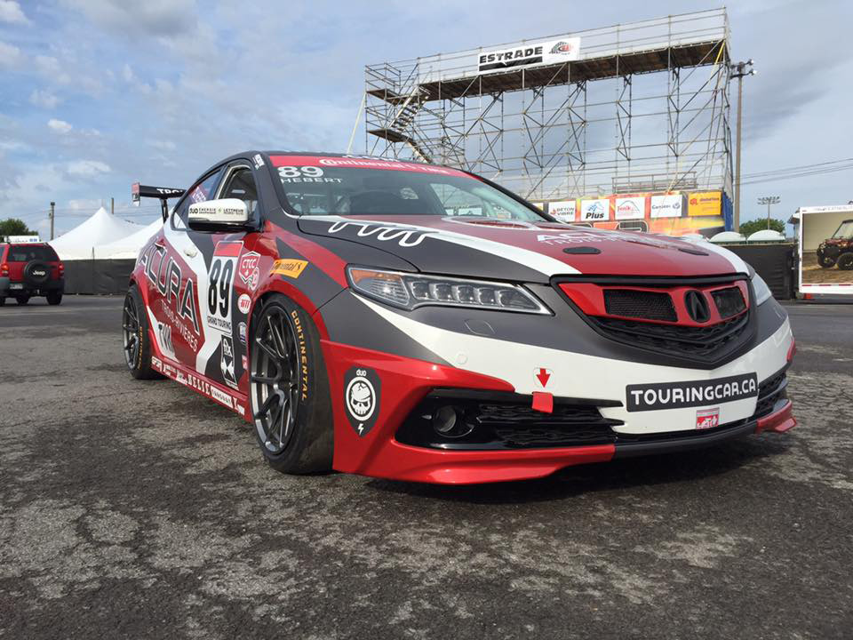 Gallery: 89 Racing Team's Acura TLX Build – Acura Connected