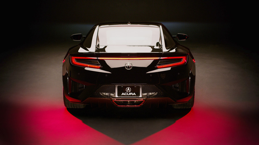 Custom 2017 Acura Nsx Auction In Support Of Musicares Foundation 174 Acura Connected