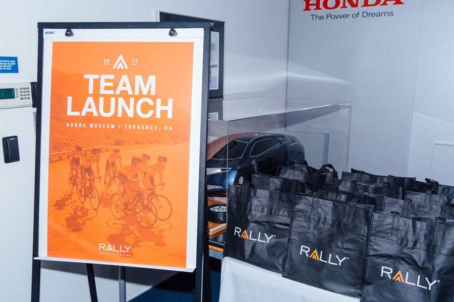 The 2017 Team Launch Took Place At Honda Museum A Private Collection Of