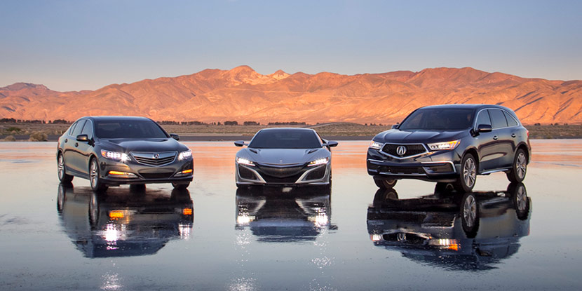 Acura Electrifies SUV Lineup with 2017 MDX Sport Hybrid