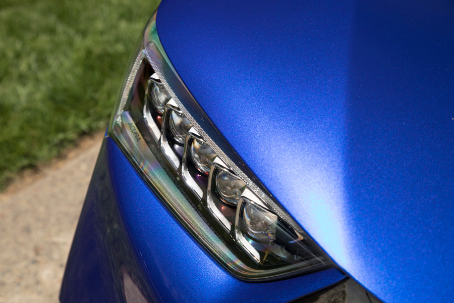 2018 Acura TLX Super Gallery – Acura Connected