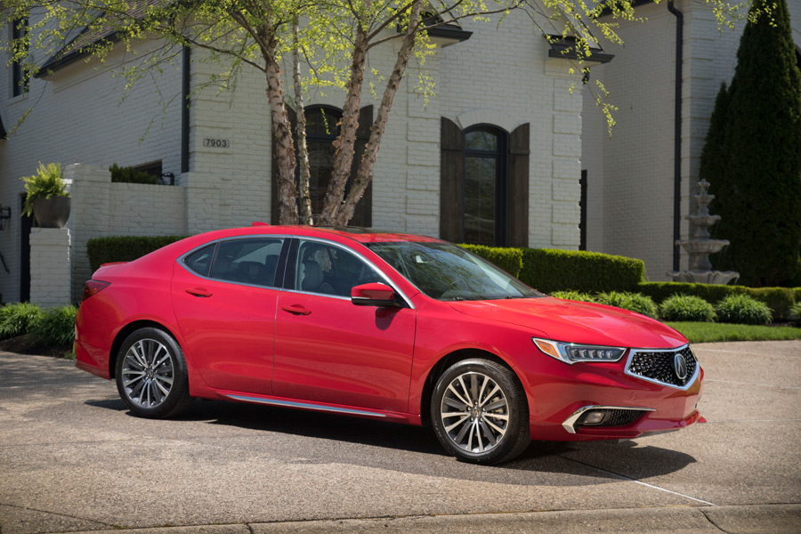 2018 acura v6.  2018 2018 acura tlx v6 insan marino red with advance package intended acura v6 t