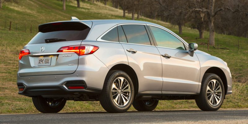 2018 Acura RDX On Sale May 26