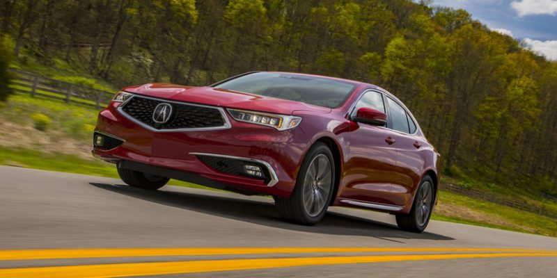Refreshed 2018 Acura TLX On Sale June 1