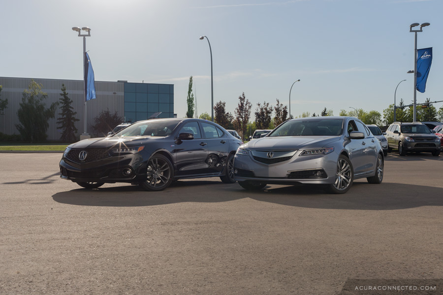 Snapshots 2018 Acura Tlx A Spec Acura Connected 2017 | Autos Post