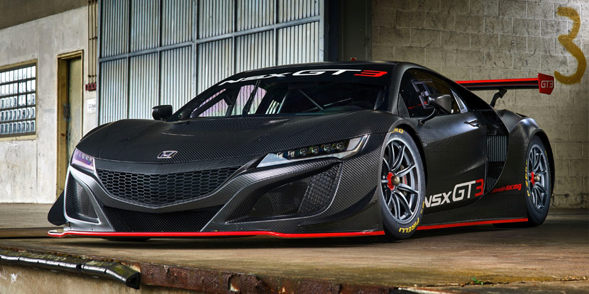 NSX GT3 Offered for Sale Globally