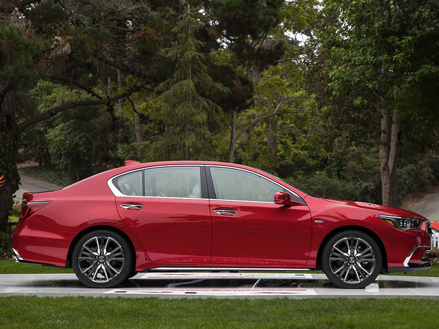 2018 acura rlx. unique 2018 2018 acura rlx at carmelbythe sea concours on the avenue for acura rlx