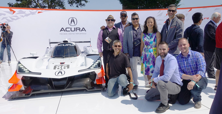 Gallery: Acura at The Quail, A Motorsports Gathering – Acura Connected