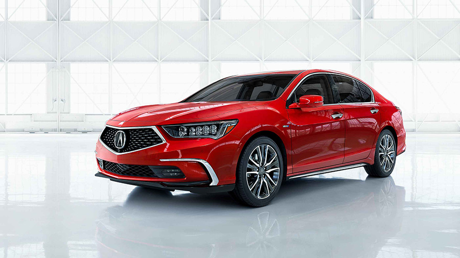 2018 Acura RLX Arrives in Showrooms with Striking Redesign – Acura Connected