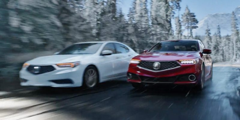 2018 Acura TLX Season of Performance