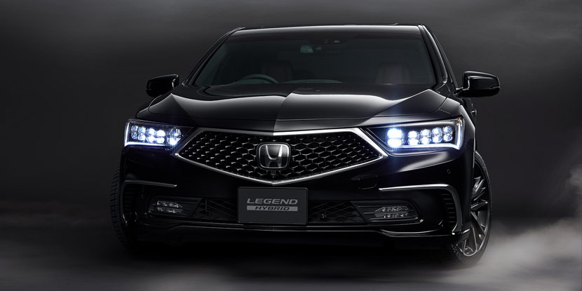 Gallery: 2018 Honda Legend