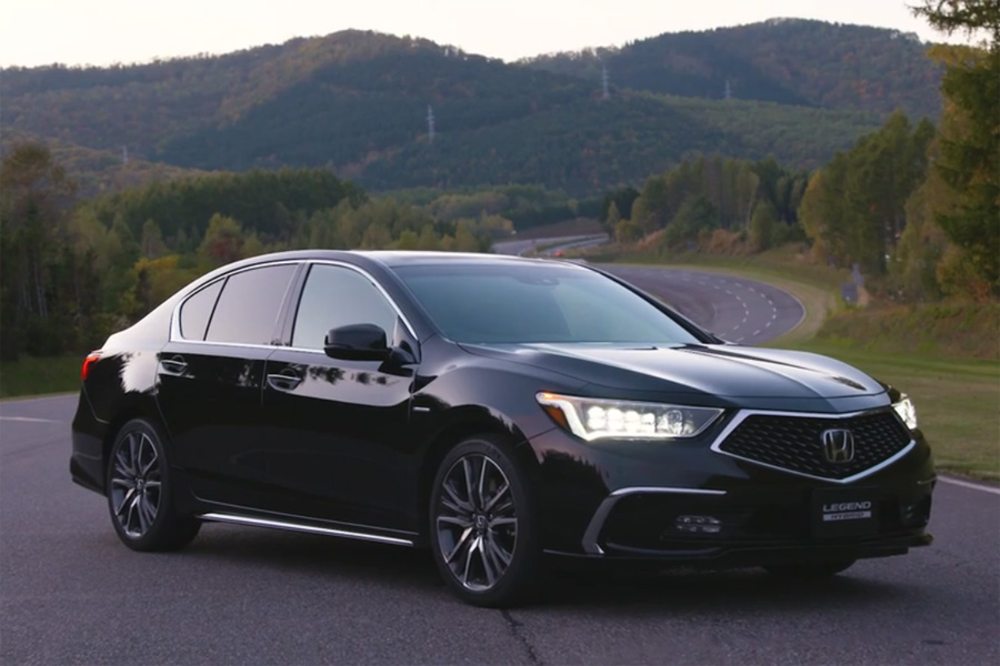 Ilx Acura Reviews >> Gallery: 2018 Honda Legend – Acura Connected