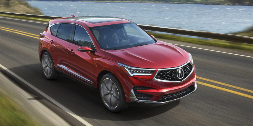 The 2019 Acura RDX Prototype Debuts