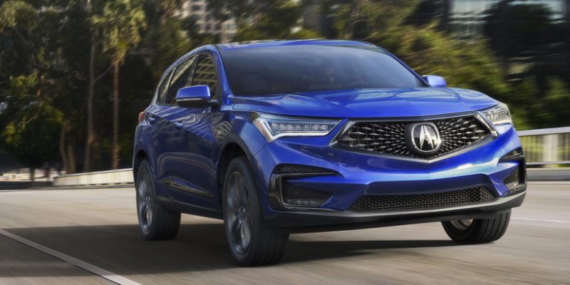 2019 Acura RDX Debuts in New York – Acura Connected