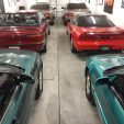 Tyson Hugie's Early 90s Acura Collection