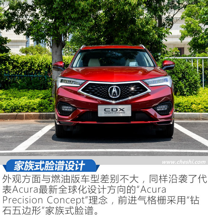 Acura CDX Sport Hybrid Coming To Chinese Market