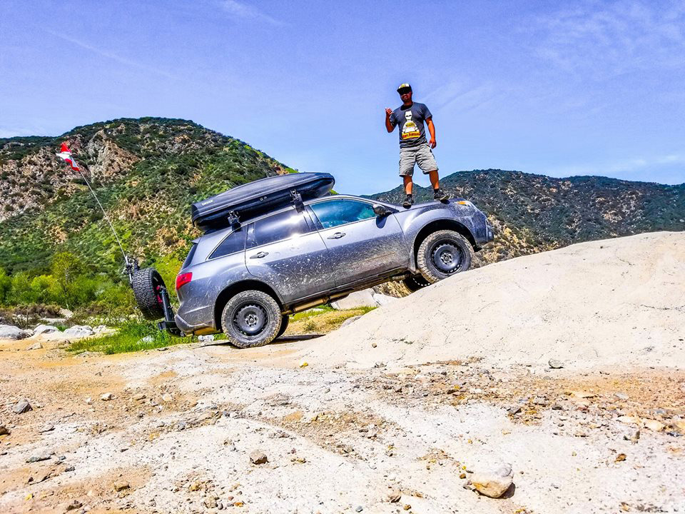 Sothearith S Off Roading 2017 Mdx