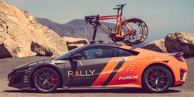 Rally Cycling NSX