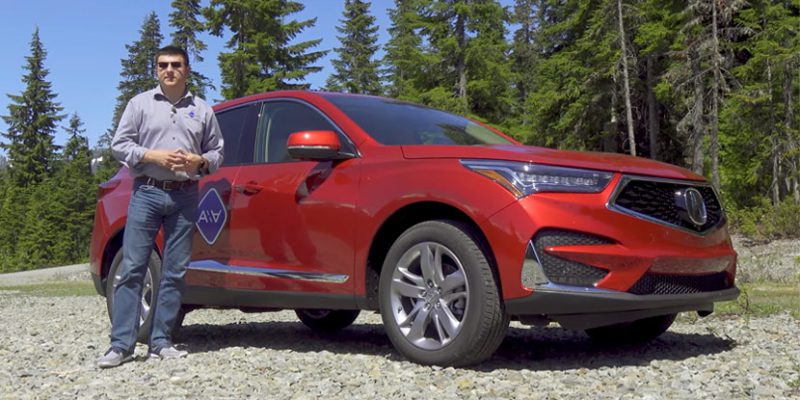 2019 Acura RDX Reviews