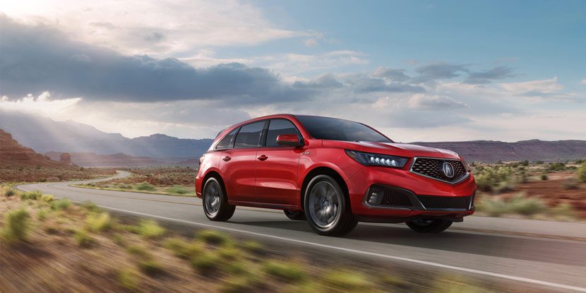 2019 Acura MDX Arrives with Upgrades and First A-Spec Variant