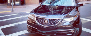 Custom Grilles for the 2015-2017 Acura TLX