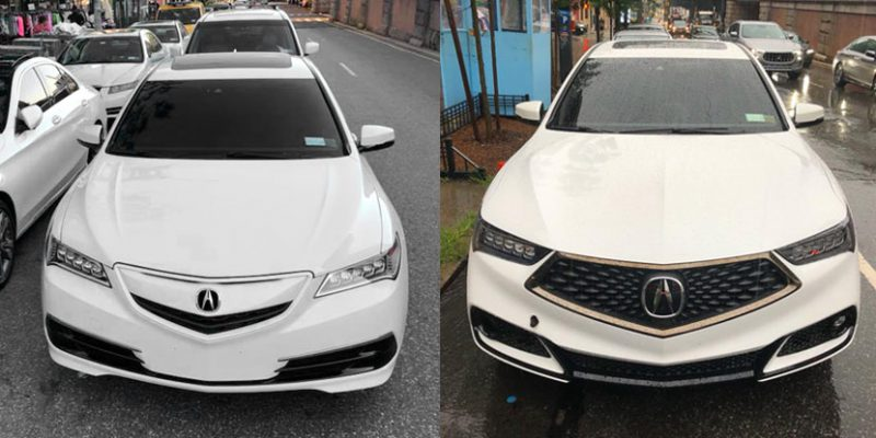 Snapshots: Acura TLX A-Spec Conversion – Acura Connected
