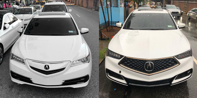 Snapshots: Acura TLX A-Spec Conversion