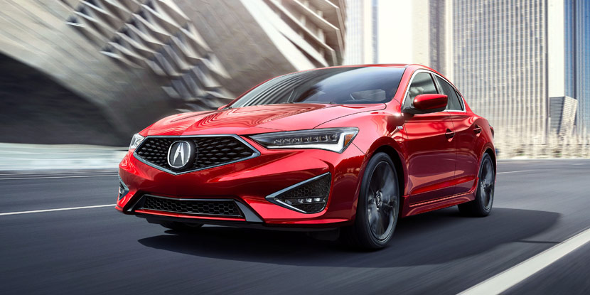 Acura ILX Gets Major Refresh for 2019; New Styling, Improved Tech, and New A-Spec Treatment