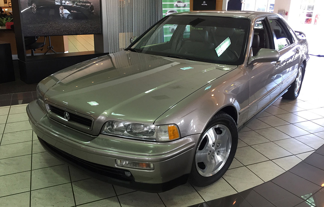 Separated At Birth How Twin Acura Legends Reunited After Nearly 25