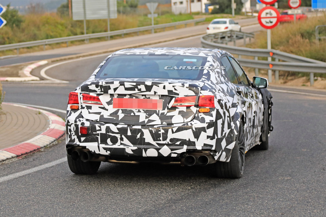 Spied 2020 Acura Tlx Type S Acura Connected