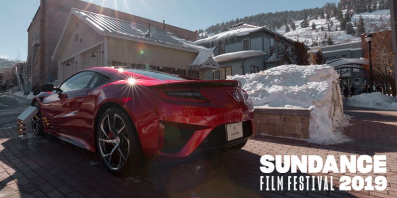 Acura at the 2019 Sundance Film Festival