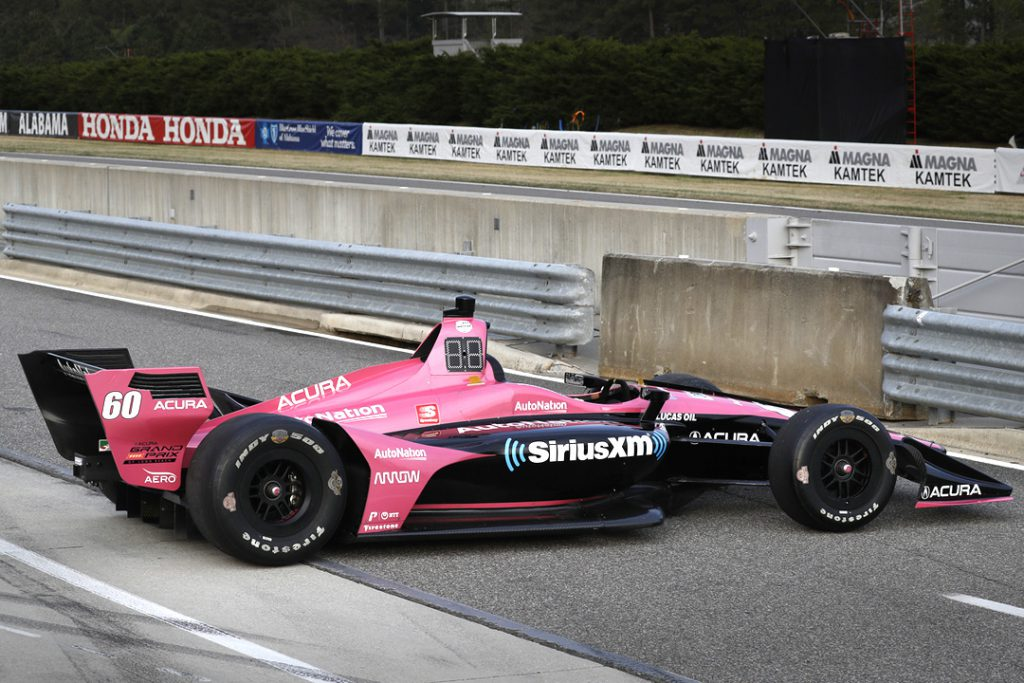 Acura Returns to Indy Car with Meyer Shank Racing