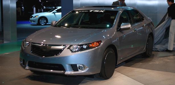 2011 Acura TSX Sedan @ LA Auto Show