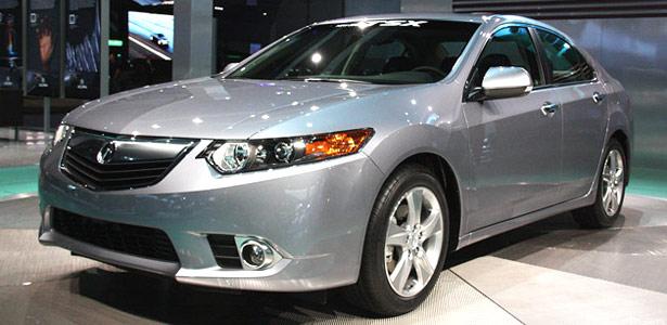 2011 TSX Sport Wagon @ LA Auto Show