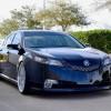 Cass's 2010 Acura TL SH-AWD
