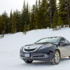 Acura ZDX at Marmot Basin