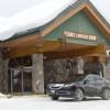 The 2012 Acura ZDX at Lake Louise Inn