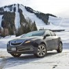 The 2012 Acura ZDX at Red Mountain