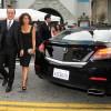 Acura Avengers Clark Gregg and Jennifer Grey