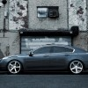 I. Zabar's Graphite Luster Metallic 2012 Acura TL