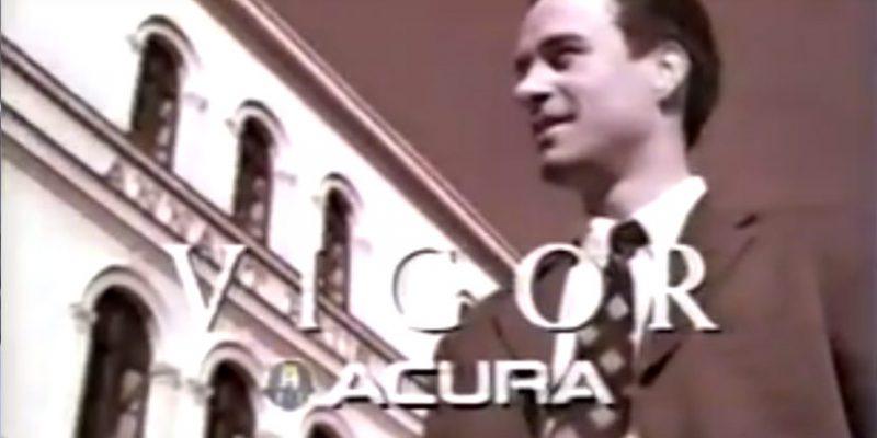"1992 Acura Vigor Commercial ""Nein, Acura."""