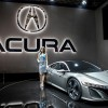 Acura NSX at the 2012 Moscow International Automobile Salon