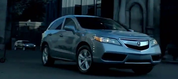 The Entirely New Acura RDX