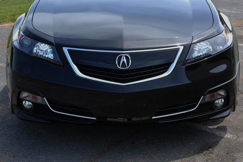Oscar S Crystal Black Pearl 2012 Acura Tl Acura Connected