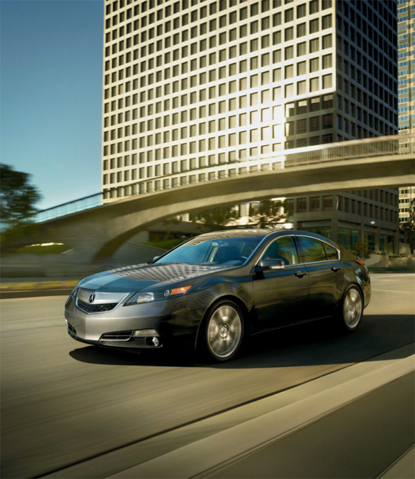 2013 Acura TL Brochure Images