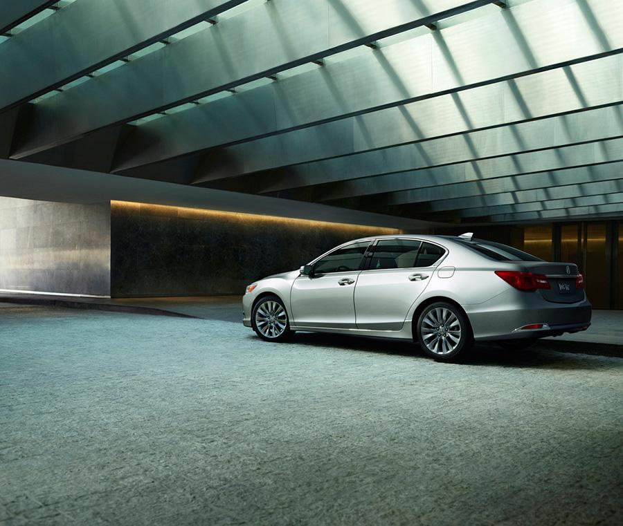 Acura Debuts 2014 RLX Sedan At Los Angeles Auto Show