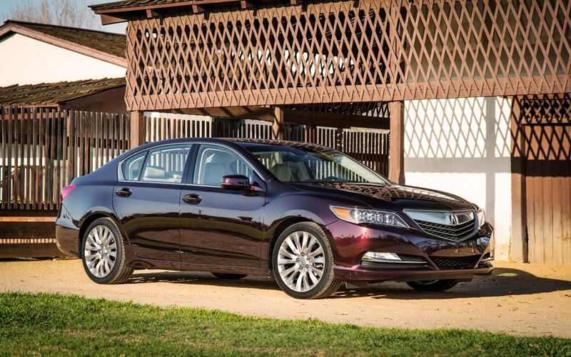 Acura Rdx Dimensions >> Motor Trend: 2014 Acura RLX vs. 2013 Cadillac XTS4 – Acura Connected